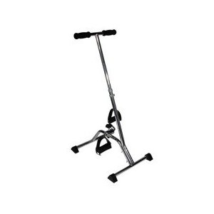 Drive Medical 10274 Exercise Peddler With Handle- Silver