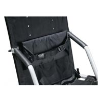 Drive Medical Tr 8027 Lateral Support And Scoli Strap For Wenzelite Trotter- Black