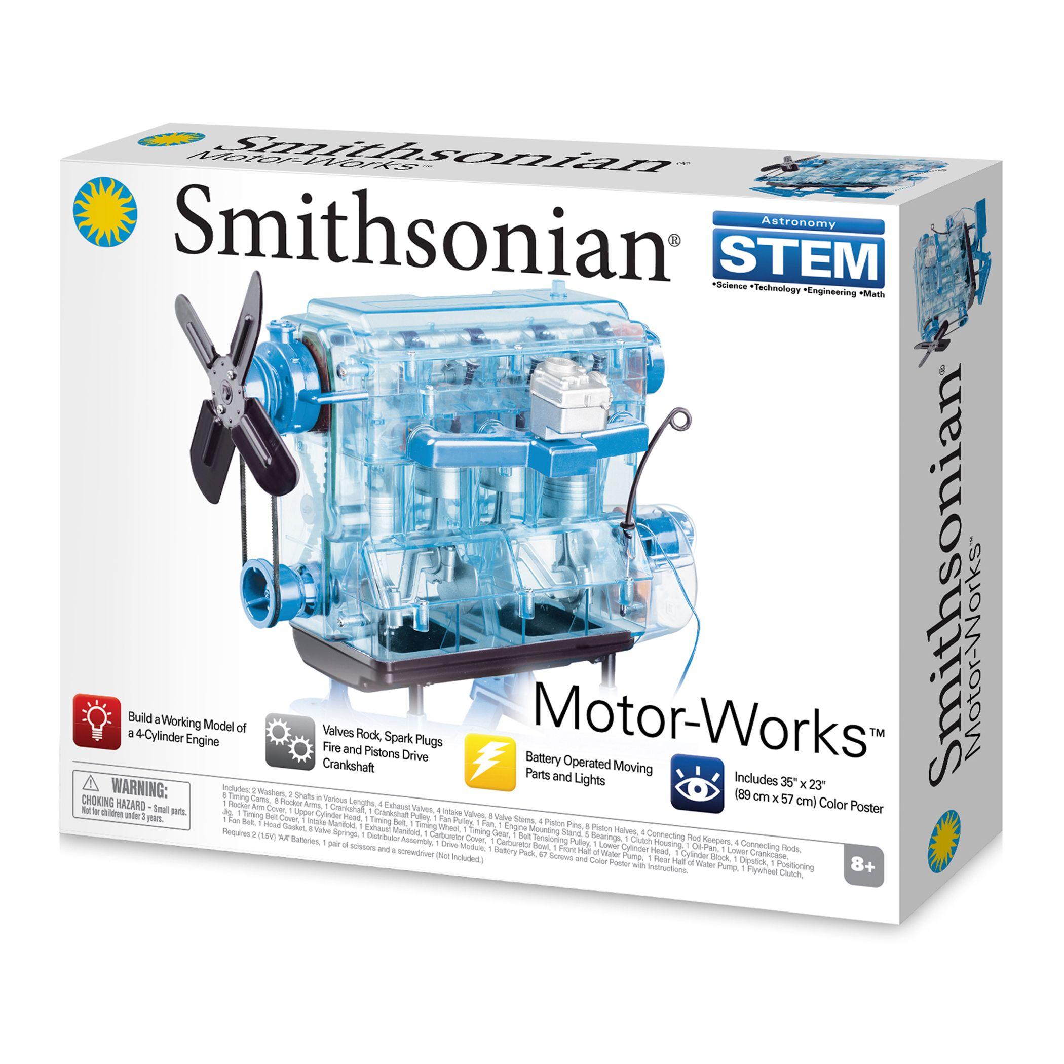 NSI 49013 Smithsonian Motor Works Kit
