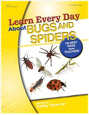 Gryphon House 11500 Learn Every Day About Bugs & Spiders