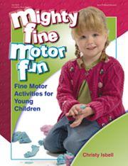 Gryphon House 13679 Mighty Fine Motor Fun