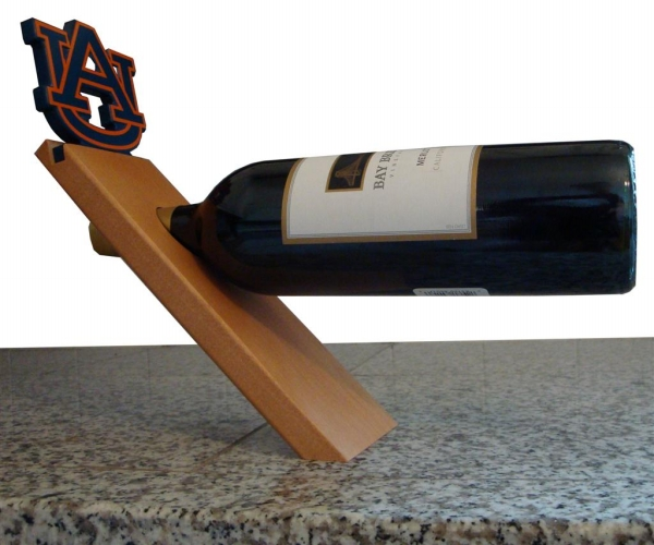 Adventure Furniture C0540-Auburn Auburn University Floating Bottle Stand