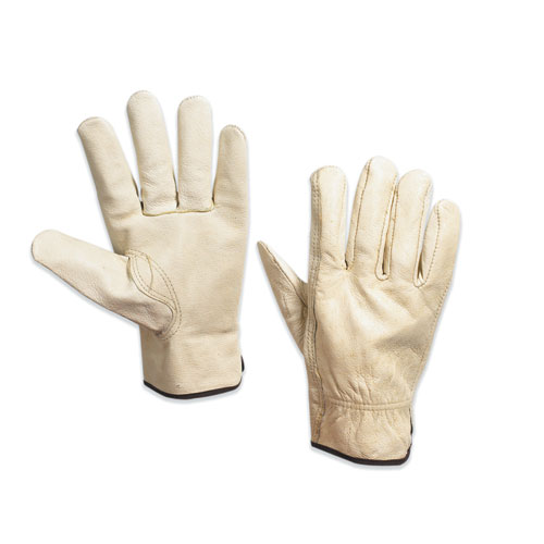 Box Partners GLV1022L Leather Driver s Gloves