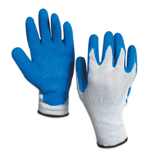 Box Partners GLV1014X Rubber Coated Palm Gloves