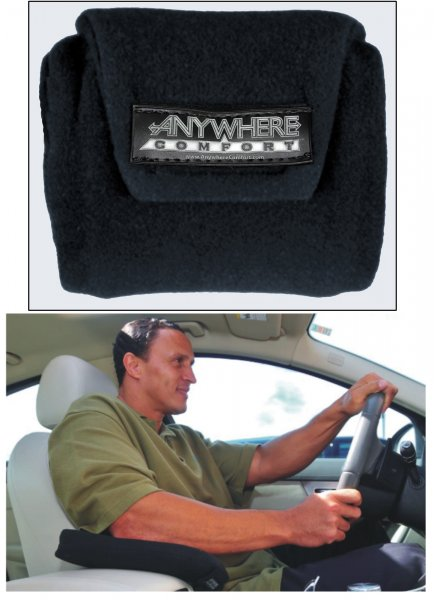 Comfort Ideas 7723 Anywhere Comfort Arm Cushion