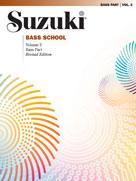 Alfred 00-0376S Suzuki Bass School Bass Part- Volume 3 - Music Book
