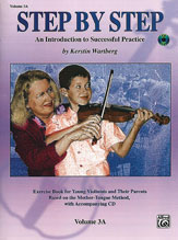 Alfred 00-28079 Step by Step 3A Complete Version - Music Book