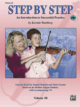 Alfred 00-28084 Step by Step 3B Complete Version - Music Book