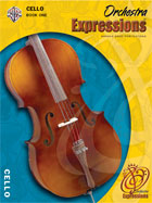 Alfred 00-EMCO1004CD Orchestra Expressionso- Book One- Student Edition - Music Book