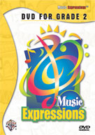 Alfred 00-EMC2001DVD Music Expressionso Grade 2- DVD - Music Book