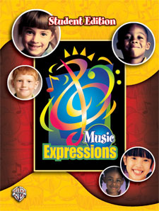 Alfred 00-EMC2002 Music Expressionso Grade 2- Student Edition - Music Book