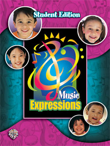 Alfred 00-EMC3002 Music Expressionso Grade 3- Student Edition - Music Book