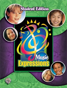 Alfred 00-EMC4002 Music Expressionso Grade 4- Student Edition - Music Book