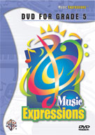 Alfred 00-EMC5001DVD Music Expressionso Grade 5- DVD - Music Book