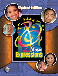 Alfred 00-EMC5002 Music Expressionso Grade 5- Student Edition - Music Book