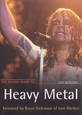 Alfred 74-1843534150 The Rough Guide to Heavy Metal - Music Book