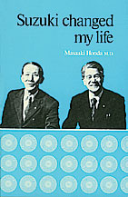 Alfred 00-0084 Suzuki Changed My Life - Music Book