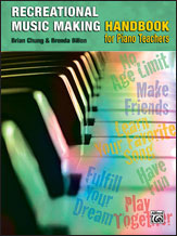 Alfred 00-32783 Recreational Music Making Handbook for Piano Teachers - Music Book