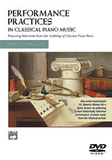 Alfred 00-21446 Performance Practices in Classical Piano Music - Music Book