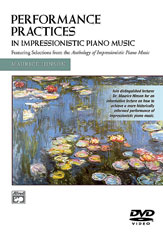 Alfred 00-22558 Performance Practices in Impressionistic Piano Music - Music Book