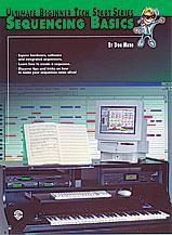 Alfred 00-0181B Ultimate Beginner Tech Start Series- Sequencing Basics - Music Book