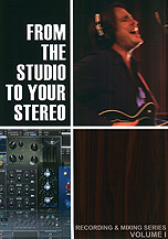 Alfred 10-RMS001 From the Studio to Your Stereo- Volume 1 - Music Book