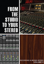 Alfred 10-RMS002 From the Studio to Your Stereo- Volume II - Music Book
