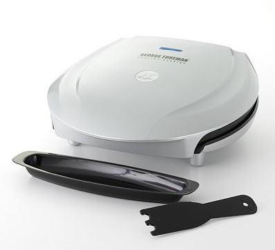 Applica GR0030P GeorgeForeman Fixed Plate Gril