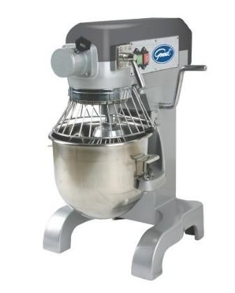 General GEM120 Gear Drive Commercial Dough Mixer - 20 Quart