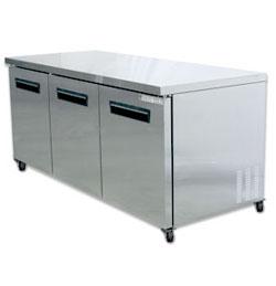 MaxxCold MCR72U 72 in. Undercounter Refrigerator