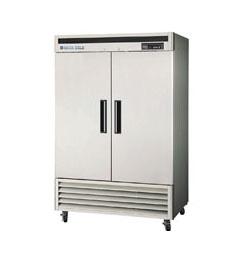MaxxCold MCR49FD Two Door Refrigerator