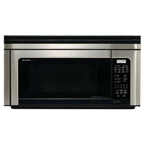 Sharp R1880LSRT 1.1 cu.ft- 800W- Convection Over-The-Range microwave at Sears.com
