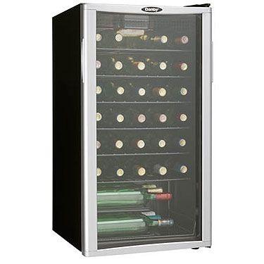 Danby DWC350BLPA 35 Bottle wine cooler