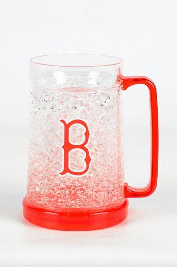 DuckHouse CMBBBOSN Boston Red Sox 16oz Crystal Freezer Mug SPI6013