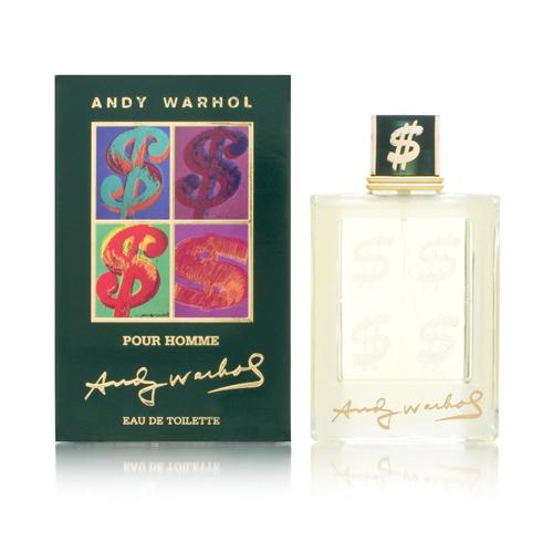 Andy Warhol By Andy Warhol Edt Spray 3.4 oz
