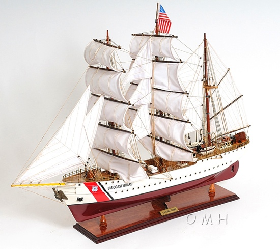 Old Modern Handicrafts T209 Us. Coast Guard Eagle E.E.