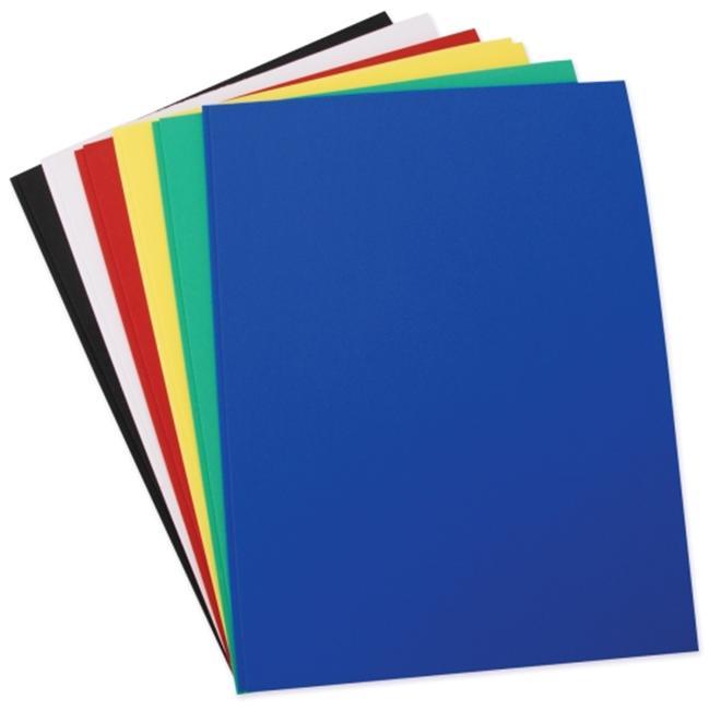 Fibre Craft 1510259E Foam Sheets 8.5  x 11 Inch 1