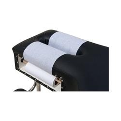 ReliaMed ZZR101 ReliaMed Headrest Paper Rolls 8.5 Inch x 125 ft.  25 Per Case