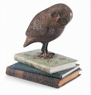 Achla OWL-01 OWL-01 Statue - Rustic Bronze