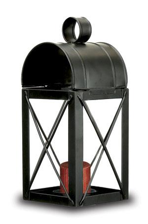 Achla VHL-02 Travis House Lantern - Black