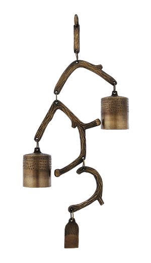 Achla WIB-04 Contemporary Hanging Bell Cluster