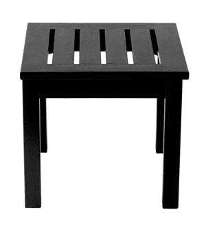 Achla OFT-02B Designs Side Table - Black