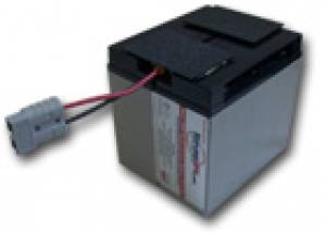 Abc Replacement Battery Cartridge No.7 For Apc Systems