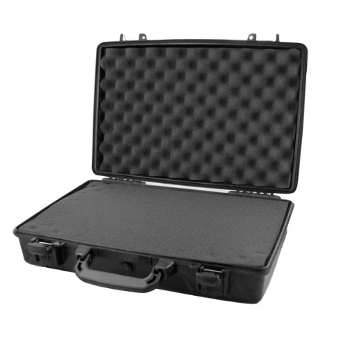 Pelican 14 Inch Black Notebook Case With Foam