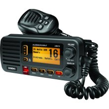 Uniden Vhf Fixed Mounted Class D Radio-Black