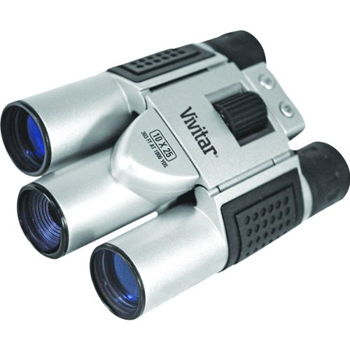Vivitar 10 X 25 Digital Camera Binocular