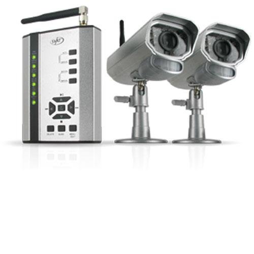 Digital Wireless Dvr Securitysystem With Receiver