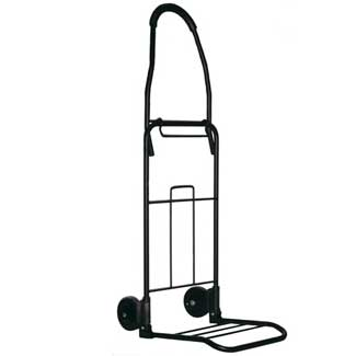 Travel Smart TS34F 100-pound Flat Folding Luggage Cart
