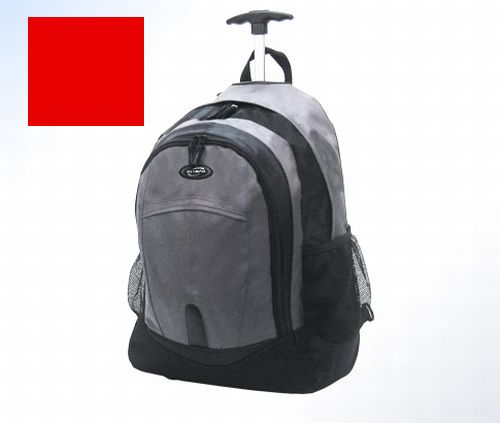 """Luggage America RP-3300-RD Sports Plus 19"""" Rolling Backpack"""
