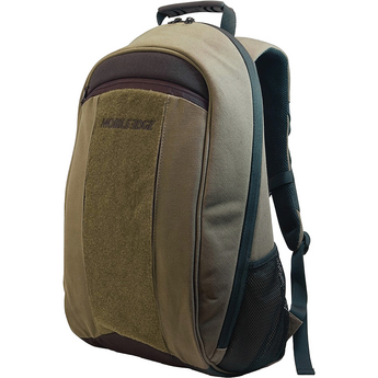 Mobile Edge MECBP9 17.3 in. ECO Laptop Backpack-Olive Green